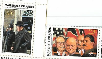 GUERRA - WWII 50th ANN. MARSHALL IS. 1995 1945 Events