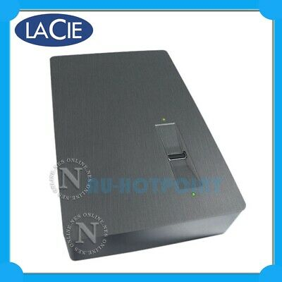 LaCie SAFE 160G Mobile Biometric Hard Drive/fingerprint