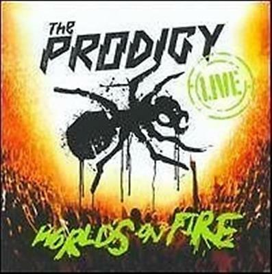 PRODIGY, THE: Worlds On Fire LMTD ED CD/DVD NEW DIGIPAK
