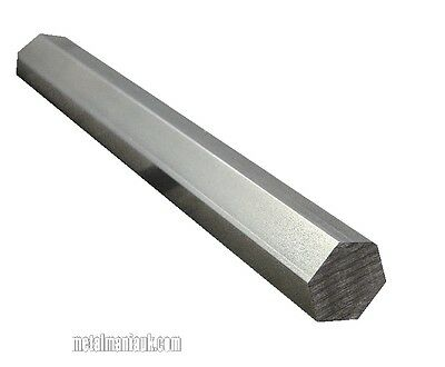 Stainless steel Hex bar 303 spec 0.525 AF x 250mm long