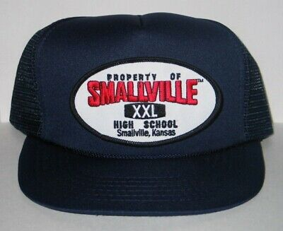 Property of Smallville High School Patch Baseball Cap Hat NEW