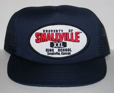 Property of Smallville High School Patch Baseball Hat