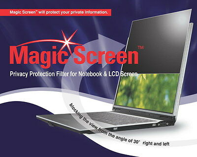"MAGIC SCREEN- Privacy Filter, antiGlare 15.6""_344x195mm"