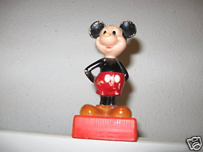 Vintage Mickey Mouse Vintage pencil sharpener Disney