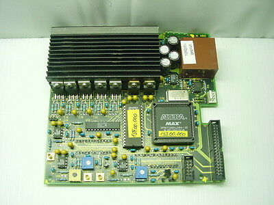 Microbox Polyscan 400 Power Supply Module 182.15233