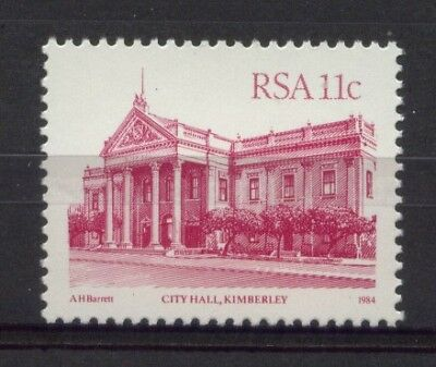 South Africa 1982-7 SG#520b 11c Architecture MNH
