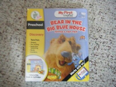 My First LeapPad Bear in the Big Blue House