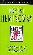 The Snows of Kilimanjaro and other Stories - Ernest Hemingway - 9780099908807