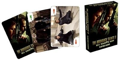 Boondock Saints II Photo Illustrated Playing Cards MINT