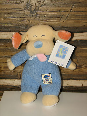 Carter's Going Home Puppy Dog  Security  Lovey NWT
