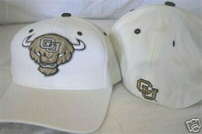 COLORADO BUFFALOES HAT 7 1/8 CAP FITTED NEW NWT RALPHIE
