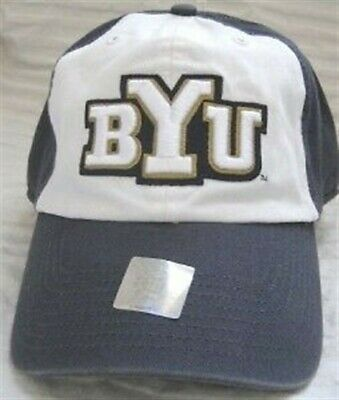 more photos e8d0b dbfca New Brigham Young Byu Franchise M 7 1 4 3 8 Hat Cap
