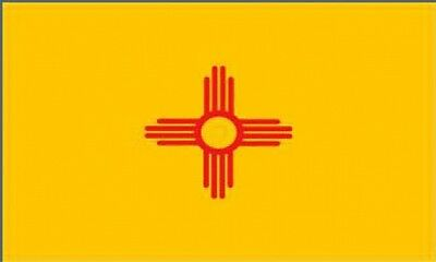 3X5 NEW MEXICO STATE FLAG NEW NM FLAGS USA US F262