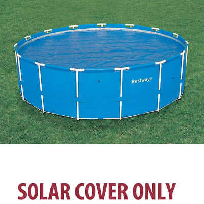 Bestway Solar Cover for Frame Swimming Pool 18ft