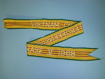 44 US Army  Streamer Vietnam Counteroffensive Phase V