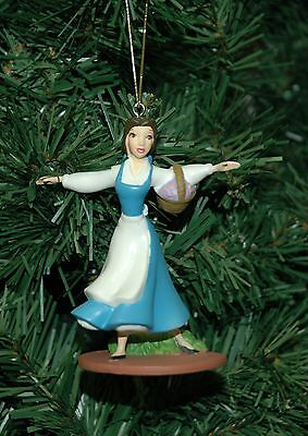 Beauty And The Beast, Belle Christmas Ornament