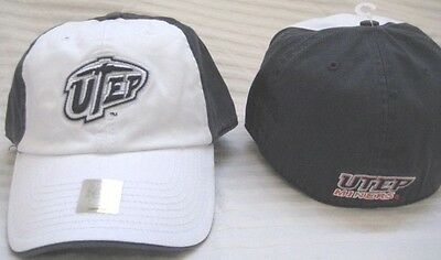 huge discount bc0a1 e4486 New Utep Miners Franchise L 7 1 4 3 8 Hat Cap Ncaa