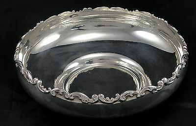 Whiting Louis XV 1891 Sterling  Round Vegetable Bowl