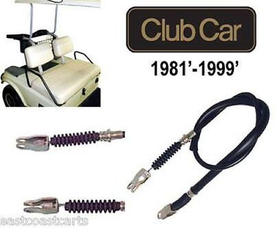Club Car Golf Cart 1981'-1999' Brake Cable Driver or Passenger 1011403