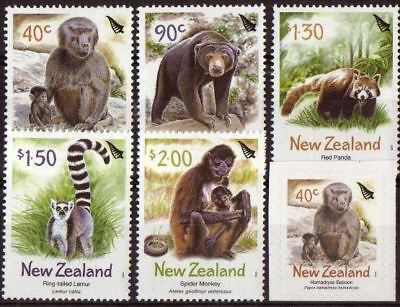 NEW ZEALAND 2004 YEAR OF THE MONKEY UNMOUNTED MINT