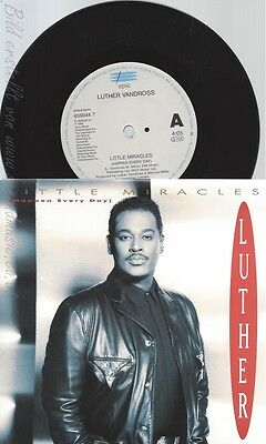 """7"""" Little Miracles-- Luther"""