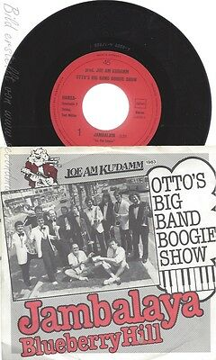 "7"" Ottos Big Band Boogie Show-- Jambalaya"