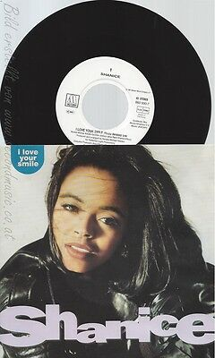 """7"""" Shanice-- I Love Your Smile"""
