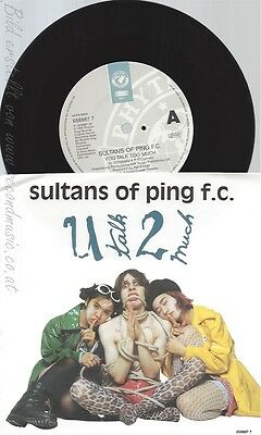"""7"""" Sultans Of Ping F C"""