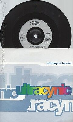 "7"" Ultracynic-- Nothing Is Forever"
