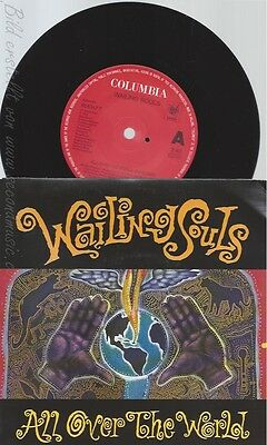 """7"""" Wailing Souls--All Over The World"""