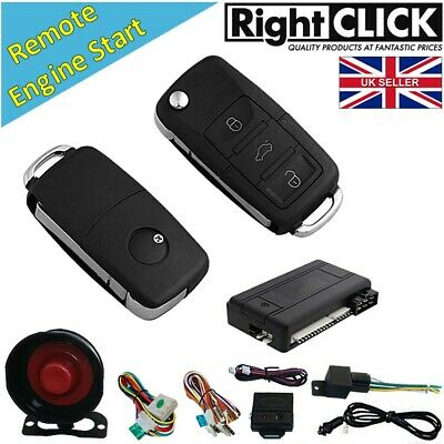 Car Alarm Remote Engine Start central lock AL669W-RENG
