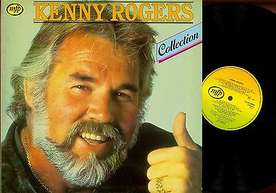 Lp--Kenny Rogers-- Collection