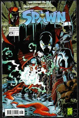 Spawn Infinity Comic  Vol. 1 # 8/'97-