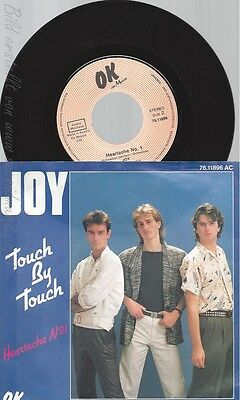 "7"" Joy -- Touch By Touch"