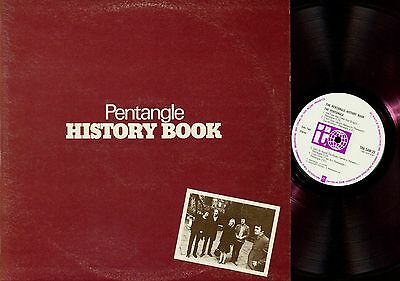 Lp--Pentangle --History Book