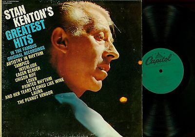 Lp--Stan Kenton's -- Greatest Hits