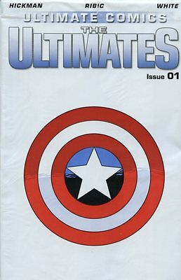 Ultimate Comics Ultimates #1 Comic Book Polybagged - Marvel