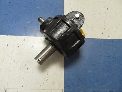 New Replacement Post Hole Digger Gearbox, Fits Different Brands, 45Hp