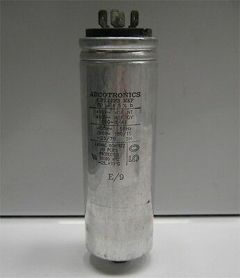 Wascomat Front Load Washer Capacitor 50MF 952529