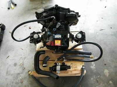ZF Hurth 45 1:1 transmission inboard new complete package suit Chev to 350HP