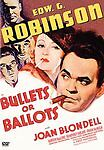 Bullets or Ballots (DVD, 2006) Humphrey Bogart , Edward G Robinson  BRAND NEW