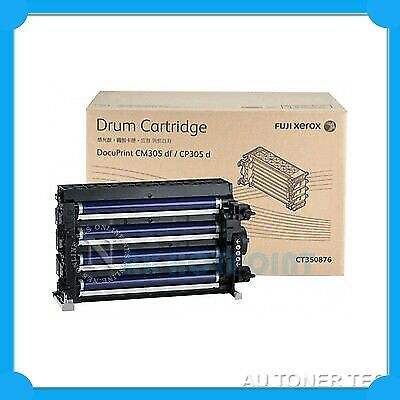 Fuji Xerox Genuine Docuprint CP305d CM305df Drum Unit CT350876 Cartridge 20K