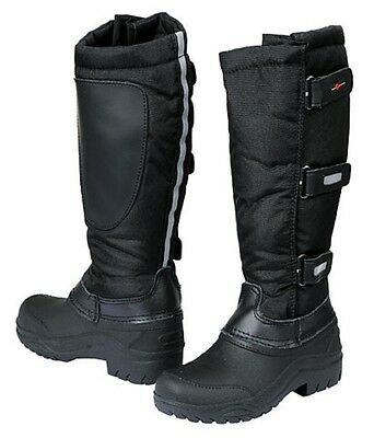 Thermo-Reitstiefel Classic Thermostiefel Gr. 38 Thermoreitstiefel