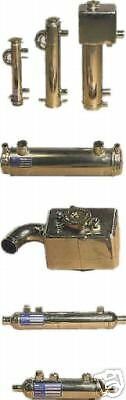 Heat exchanger only suit 4 cyl 6 cyl V6 V8 up to 350 HP