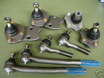 Ford ZF-ZH & XW-XC  Ball Joints & Tie Rod Ends Full Set