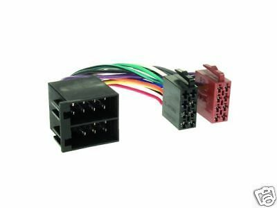 Cable Iso Adaptateur Iso Opel Astra F Astra G Omega B