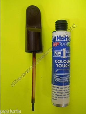 Holts No1 Color Match Paint Touch Up Stick Pen Ford Regency Red Cf145   - F3
