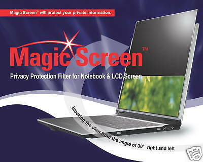"MAGIC SCREEN- Privacy Filter antiGlare 8.9""_195x114mm"