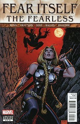 Fear Itself: The Fearless #2 (of 12) Comic Book - Marvel