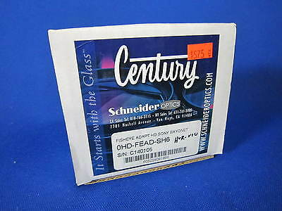 Schneider Optics Century 0HD-FEAD-SH6 Fisheye for Sony V1U